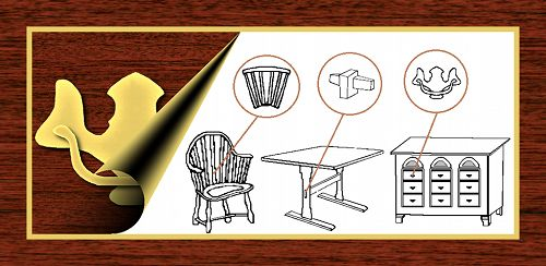 Chair Styles And Names: Describes And Dates Nineteen