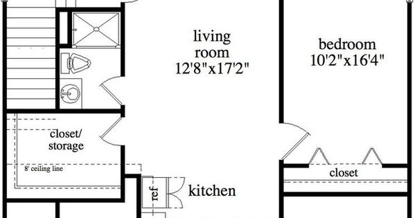 2nd Floorplan Terrace Road Guest House Pinterest