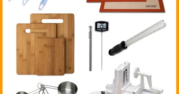 Top 10 Most Wished For Kitchen Items On For