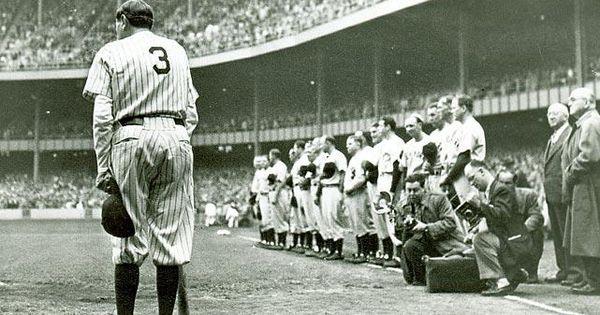 1948 Babe Ruth Day  New York Yankees  Baseball -2555