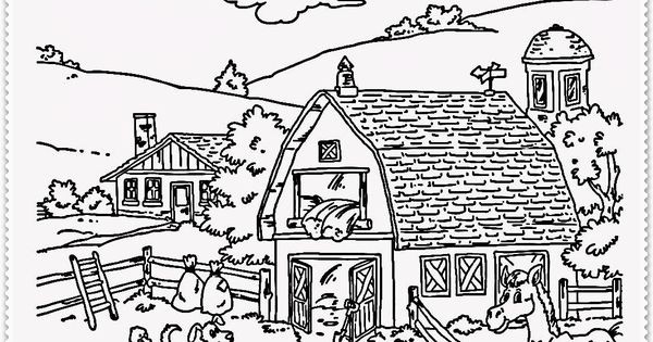 realistic farm animal coloring pages 02 ffa pinterest. Black Bedroom Furniture Sets. Home Design Ideas
