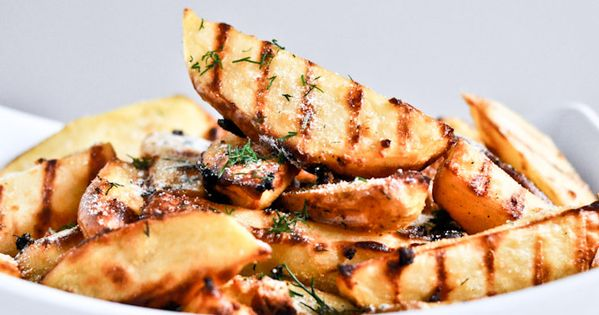 Sour cream and onion baked fries.