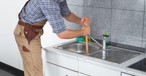 Best Way To Unclog A Kitchen Sink Drain