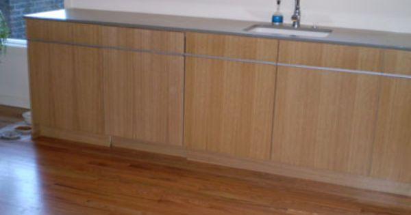 rift cut white oak kitchen cabinets house design