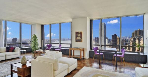 incredible views from an 860 united nations plaza apartment, Innenarchitektur ideen
