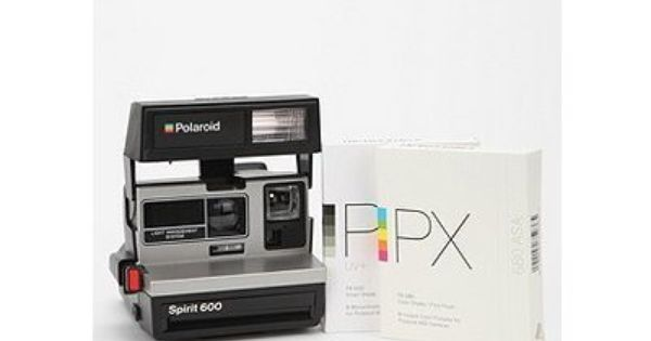Vintage Polaroid camera kit, $180 USD