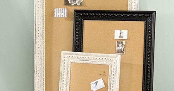 Madison Corkboard Extra Large Ballard Designs Huis Ideeen Prikbord Voor Het Huis