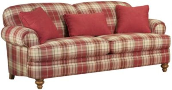 Just Love This Couch Not So Crazy About The Plaid But