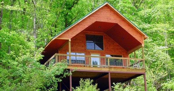 Treehouse Cabins In The Missouri Ozarks Places To Visit