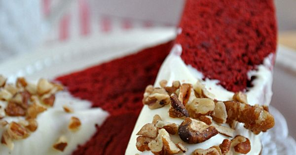 Red Velvet Biscotti. Use DuncanHInes Red Velvet Cake Mix redvelvet valentines biscotti