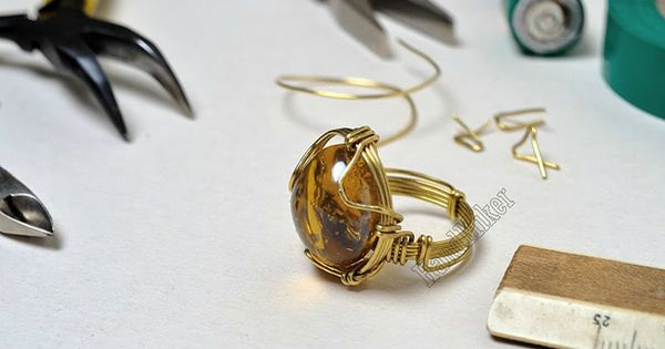 Diamond Ring In Mc Paste