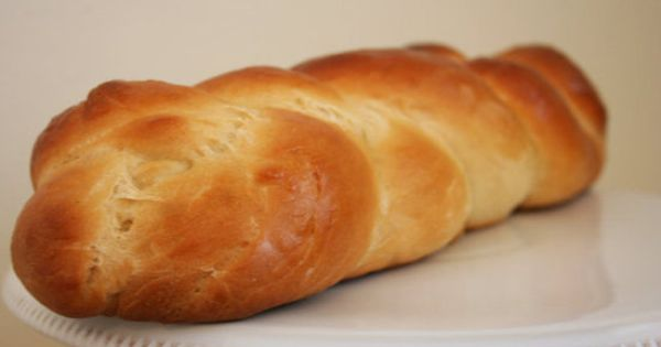 Challah, Food and Recipe on Pinterest