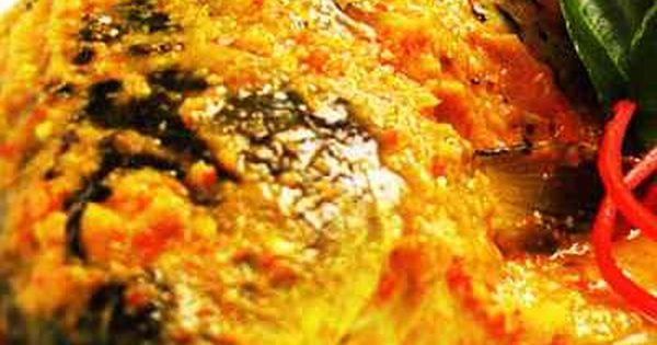Resep Gulai Kepala Ikan Kakap Tanpa Santan Padang Bumbu Balado Recipes Cooking Baby Food Recipes