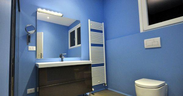 Decoraci N Ba Os Azules Blue Bathroom Pinterest Ba O