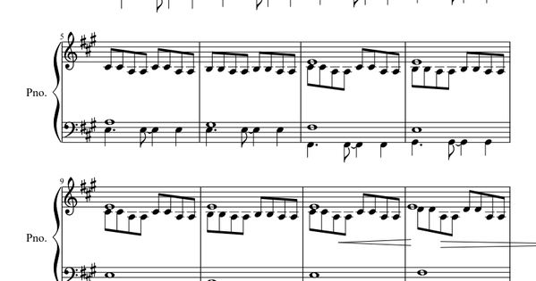 gladiator now we are free piano sheet music pdf