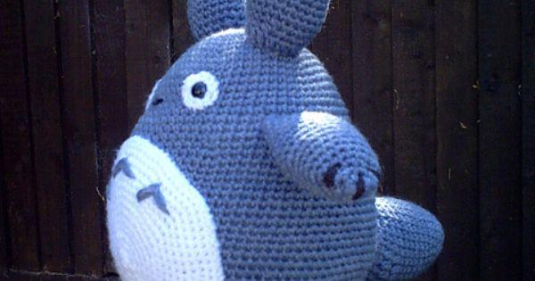 Amigurumis Totoro Patron : Amigurumi totoro patr�n gratis en ingl�s ravelry