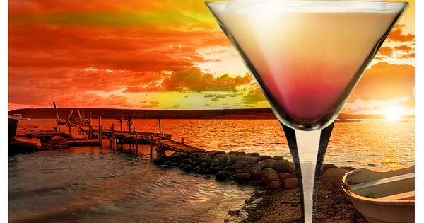 Whipped Sunset Ingredients: 1 1/2 oz. Smirnoff® Whipped Cream Flavored Vodka 3