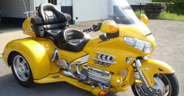 used honda goldwing trikes used 2010 honda goldwing 1800 champion trike for sale places to. Black Bedroom Furniture Sets. Home Design Ideas