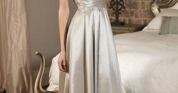 Cheap Mother Off Bride Dresses 2016 Vintage V Neck Silver