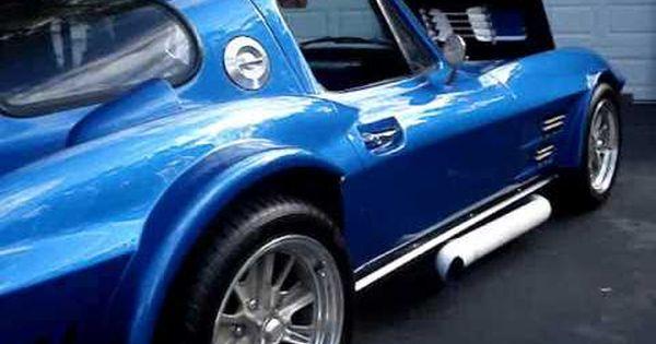 1964 Corvette Grand Sport Tribute Motor 502 C I Transmission 5 Speed Wheelbase 98 Weight 2600 Lbs Corvette Corvette Grand Sport Chevy Corvette