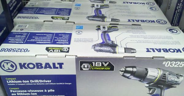 Image Result For Kobalt Power Tools Packaging Cordless Power