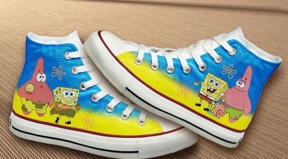 Find great deals on eBay for Spongebob Shoes in Athletic Shoes for Women. Shop with confidence.