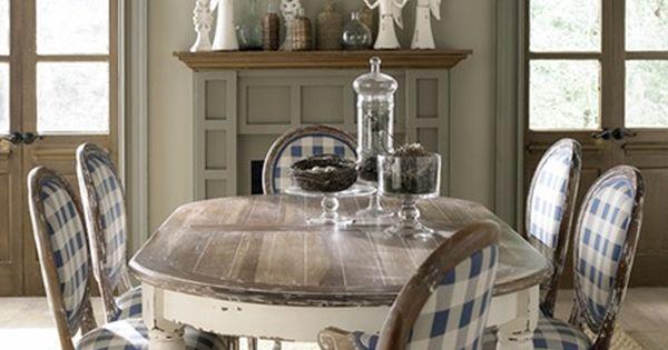 Antique Farm Table Expandable