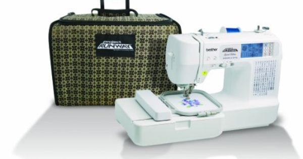 lb6800prw project runway computerized embroidery and sewing machine