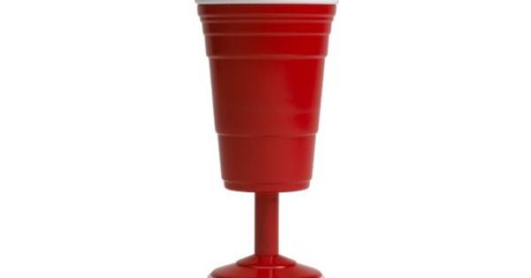 Reusable Red Cup Wine Glasses Red Solo Cup I fill you up