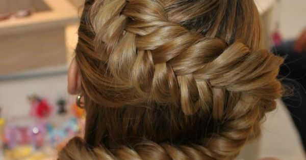 Hairstyles with Silver Highlights | long braided hair 30 Party Hairstyles To