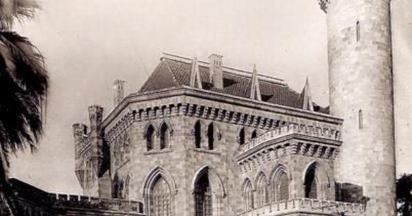 Palacios de valencia 1890 palacio de ripalda old for Oficina objetos perdidos valencia