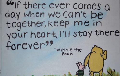 Winnie the Pooh Life Lesson