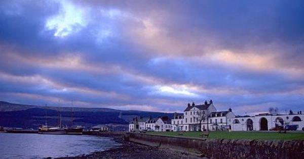 Inverary United Kingdom  city photo : | Inverary, scotland, Loch Fyne, highlands, clouds, United Kingdom ...