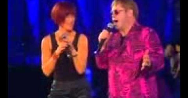 Don T Go Breaking My Heart Elton John Kiki Dee With Images