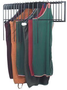 Image Result For Horse Blanket Rack