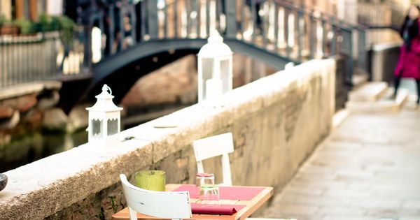 Table for two ~ Venice, Italy by lei hao | Travel ~ Italy ...