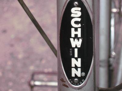 schwinn serial number