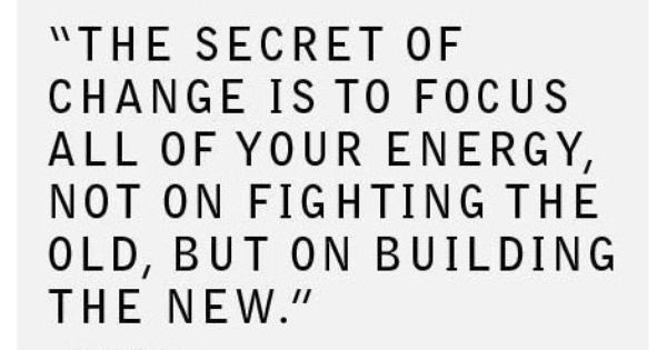 Quote Secret Of Change Socrates With Images Quotes