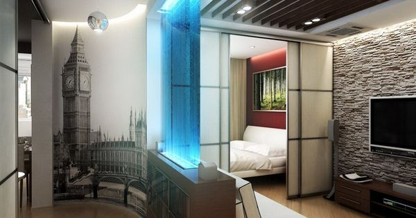 How To Decorate A One Bedroom Apartment Brilliant Review