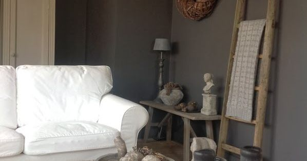 Rustic livingroom bijzonder landelijk wonen pinterest landelijk wonen huis idee n en - Decoratie hoofdslaapkamer ...