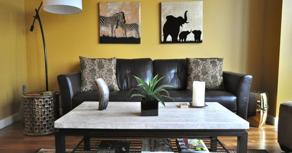 african themed living room with fireplace african themed. Black Bedroom Furniture Sets. Home Design Ideas