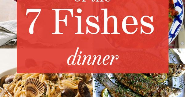 How to host a feast of the seven fishes dinner christmas for Christmas eve fish recipes