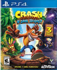 Gamestop Buy Crash Bandicoot N Sane Trilogy Activision