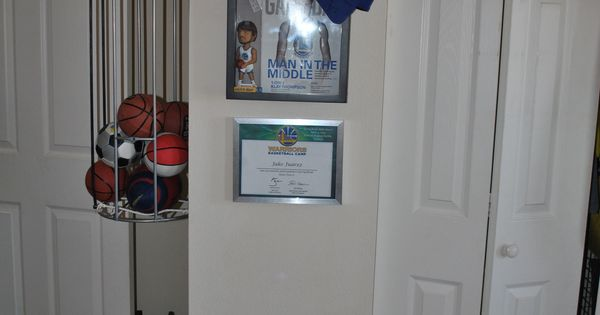 Golden State Warriors Bedroom Ball Bin Jake S Golden
