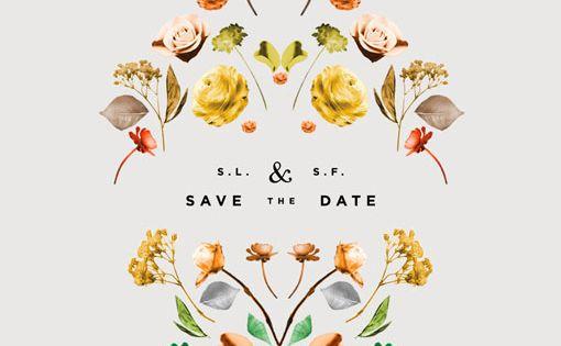 Lisa Hedge: Sarah & Scott Wedding Annoucement
