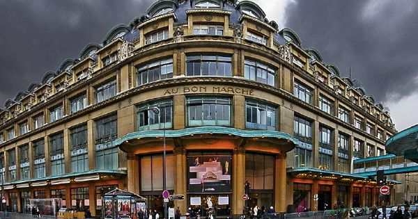 Le bon march la grande epicerie de paris oldest - Office depot boulevard richard lenoir ...