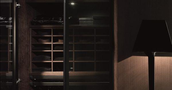 Sistema de puertas de cristal para armarios con marcos de - Disenador de armarios ...