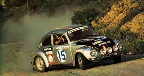 VW Beetle with Porsche engine Salzburg Kaefer | 1303 rally | Pinterest | Salzburg, Vw beetles ...