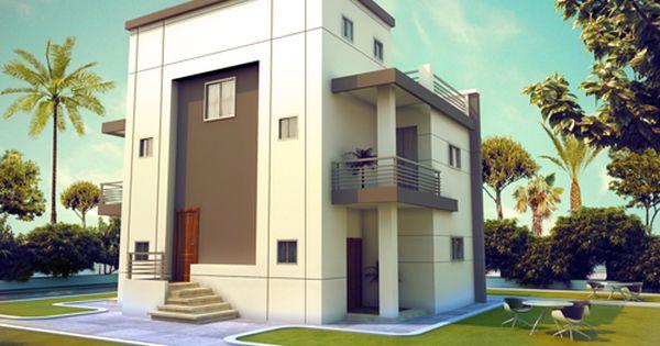 فيلا 200 م للبيع ب6 اكتوبر بكمبوند هرم لايف Exterior Design House Design House Styles