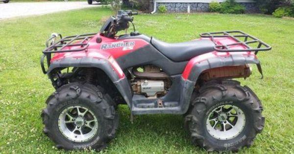 2000 2001 2002 2003 Honda 350 Rancher Tm Te Fm Fe Service